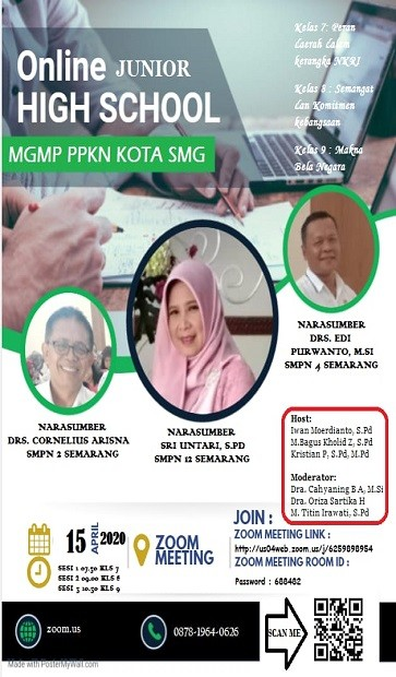Online Junior High School - MGMP PPKN