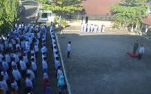 Upacara Peringatan Hari Pendidikan Nasional dan Peringatan Hari Ulang Tahun Ke-470 Kota Semarang Tahun 2017