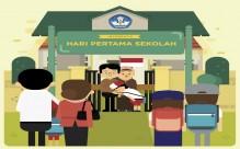 Sambutan Mendikbud - Hari Pertama Sekolah - Juli 2015