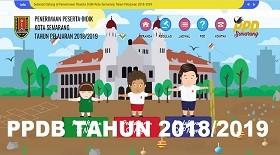 PPDB Tahun Pelajaran 2018/2019 Kota Semarang