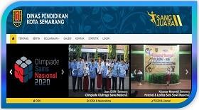 Aplikasi Database Kejuaraan Disdik Kota Semarang