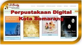 Perpustakaan Dgital Kota Semarang